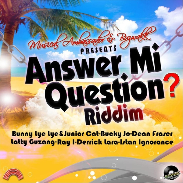 Various Artists | Answer Mi Question Riddim | CD Baby Music