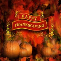 Vasti Jackson | Happy Thanksgiving (The Thanksgiving Song)