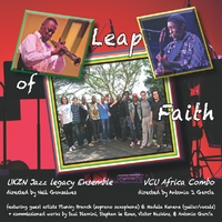 Vcu Jazz Studies/Ukzn Jazz | Leap of Faith