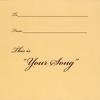 Vee Allen & Mark Channing: Your Song