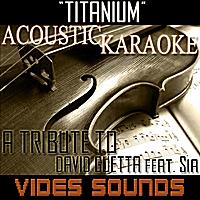 Vides Sounds   Titanium [Acoustic Karaoke Version] (feat  Sia)   CD