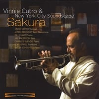 Album Sakura by Vinnie Cutro