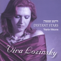 CD Jacket for 'Distant Stars'
