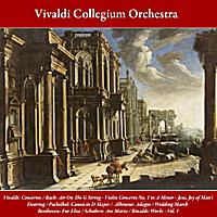 Vivaldi Collegium Orchestra | Vivaldi: Concertos / Bach: Air