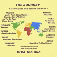 Viva the duo | The Journey - Iconic tunes from around the world