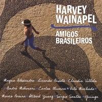 Album Amigos Brasileiros by Harvey Wainapel