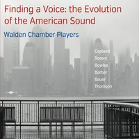 Walden Chamber Players | Finding a Voice: The Evolution of the American Sound