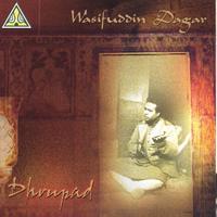 Skivomslag för Dhrupad