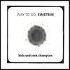 WAY TO GO EINSTEIN: Hide and Seek Champion
