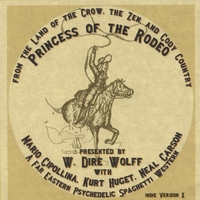 W. Dire Wolff | Princess of the Rodeo
