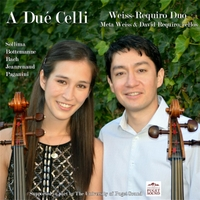 Weiss-Requiro Duo | A Dué Celli