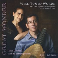 Well-Tuned Words | Great Wonder