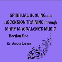 Crystal Magic Orchestra | Spiritual Healing and Ascension Training Through Mary Magdalene's Music - Section One