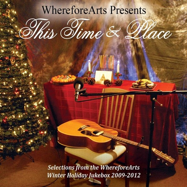 various artists this time place wherefore arts presents cd baby music store