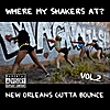 Various Artists: Where My Shakers At?, Vol. 2 (New Orleans Gutta Bounce)