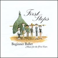 Whitefeather Productions | First Steps - Beginner Ballet Music for the First Years