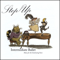 Whitefeather Productions | Step Up - Intermediate Ballet Music For The Continuing Years