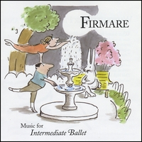 Whitefeather Productions | Firmare - Music For Intermediate Ballet