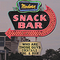 Who Are Those Guys | Modern Snack Bar
