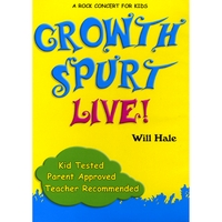Will Hale & The Tadpole Parade | Growth Spurt Live! DVD