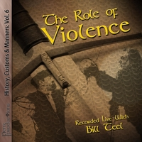 Bill Teel & Penz Productions | The Role of Violence