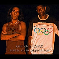Onyan Art: Born to Be Olympian