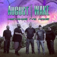 August Wake | Mistakes I've Made EP