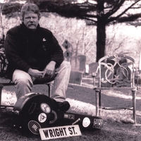 Cubierta del álbum de Wright Street