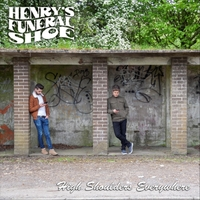 Henry's Funeral Shoe | High Shoulders Everywhere