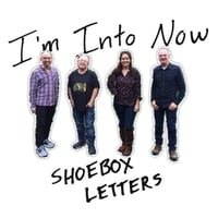 Shoebox Letters | I'm into Now