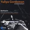 YULIYA GORENMAN: Beethoven Piano Concerti No. 3 & 4