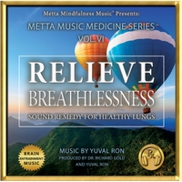 Yuval Ron | Relieve Breathlessness: Sound Remedy for Healthy Lungs