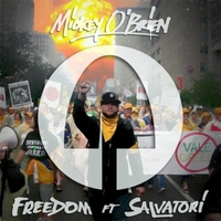 Mickey O'Brien | Freedom (feat. Salvatori)