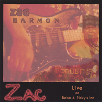 Zac Harmon | Live at Babe and Ricky's Inn