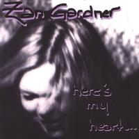 "Featured recording ""Here's My Heart"""