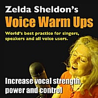 Zelda Sheldon | Zelda Sheldon's Voice Warm Ups