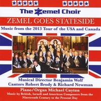The Zemel Choir: Zemel Goes Stateside