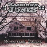 The Zachary Jones Band | Homestead Deluxe