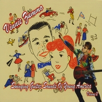 Vinnie Zummo | Swinging Guitar Sounds of Young America, Vol. 2